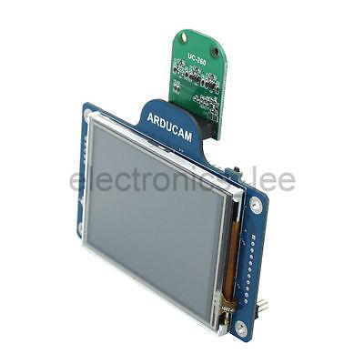 Arducam-lf Shield V2 Camera Module 3.2 Inch Lcd For Arduino Uno Mega2560 Due