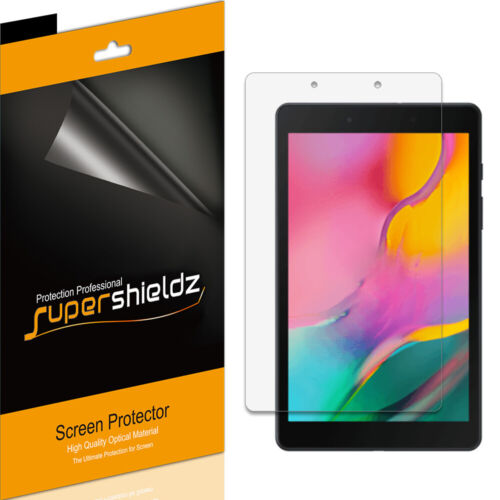 3X Clear Screen Protector for Samsung Galaxy Tab A 8.0 (2019) (SM-T290)