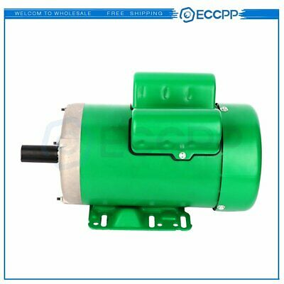2 Hp Agricultural Electric Motor 145t Frame 1725 Rpm Single Phase 60 Hz New