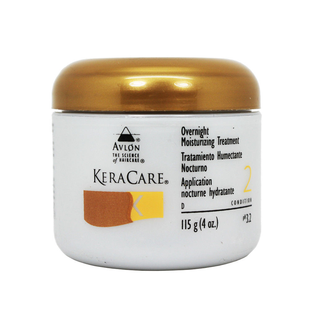 Avlon Keracare Overnight Moisturizing Treatment 4oz Hair Care & Styling