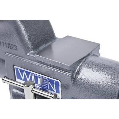 Wilton Tradesman 1765 6.5 Inch Jaw Width Steel Swivel Base Anvil Work Bench Vise