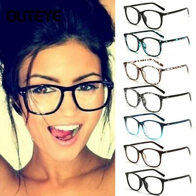 Transparent Clear Lens Eyewear Trendy Fake Glasses That Look Real For (Real Looking Fake Glasses)