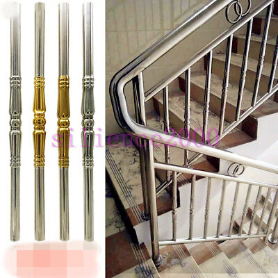 Stair / Balcony Balusters Parts Staircase Railing Part - 201 Stainless Steel Rod