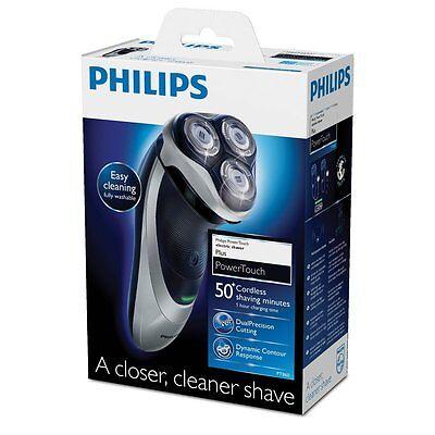 Beste Philips Rasierer Trockenrasierer Elektrorasierer Barttrimmer Akku Bart NEU