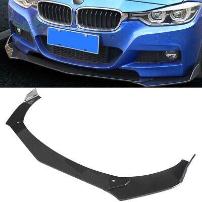 CARBON paint Frontspoiler front splitter für Mercedes R flaps diffusor dumper