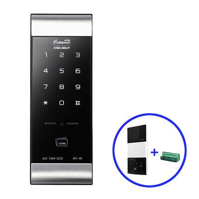 [Express] Gateman WV-40 Digital Rim Lock + Remote Full-Set + English manual