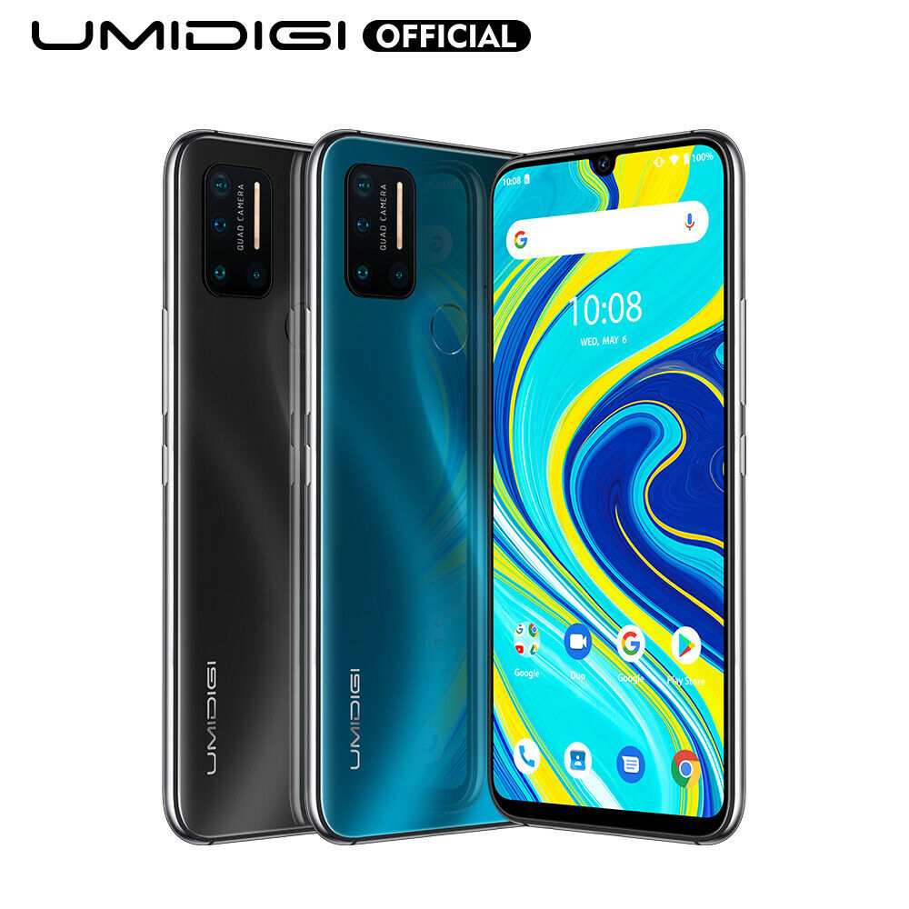 "Android Phone - UMIDIGI A7 Pro 4GB + 64GB / 128GB Smartphone 6.3"" Global Unlocked Android Phones"