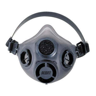 Scott Safety Xcel Half Mask Respirator 7421-114 Large New In Package Wfilters