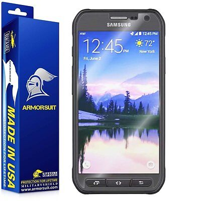 Armorsuit Militaryshield Samsung Galaxy S6 Active Case Friendly Screen Protector