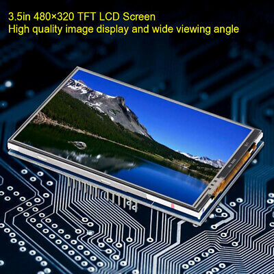 3.5 Tft Touch Lcd Screen Module 480x320 For Arduino Mega2560 Development Board