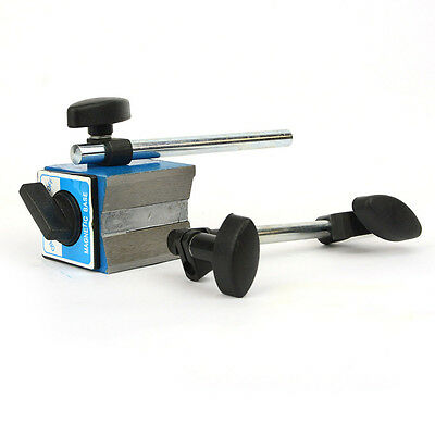 Dial Indicator Base Holder Magnetic Lathe Mill Tool - Mb-1