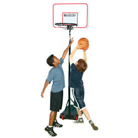 Stats adjustable basketball net stand