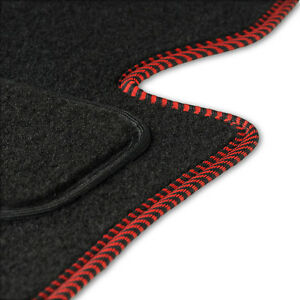 tapis de sol velours tapis de voiture pour nissan juke a partir de 09 2010 ebay. Black Bedroom Furniture Sets. Home Design Ideas