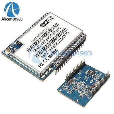 Hlk-rm04 Uart Serial To Ethernet To Wifi Mutual Convert Wifi Module Lanwan Ap