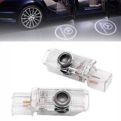 Türlicht Beleuchtung Logo Projektor Mercedes Benz R-Klasse W251 ML W164 GL X164