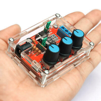 Xr2206 Function Signal Generator Diy Kit Sine Triangle Square Output New Hot