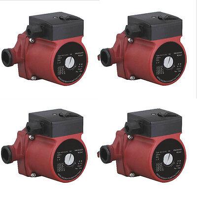4 Pieces 220v Hot Water Circulation Pump G 1 Circulator Pump For Solar Heater
