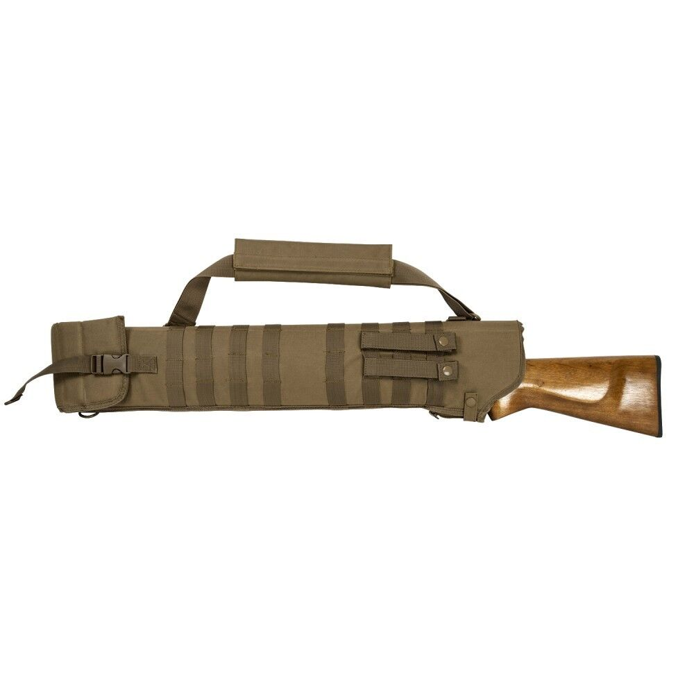 NcStar CVSCB2917T Shotgun Scabbard Padded PVC Airsoft Gun Ca