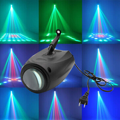 Music Activated Led (Music Active RGBW LED Colorful Lights Laser Stage Effect Lighting Club Disco DJ)