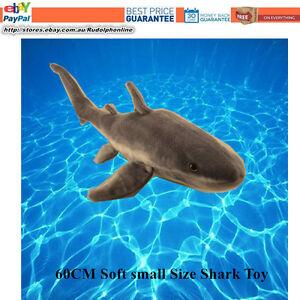 New Pelican Great White Shark Cuddly Soft stuffed Animal plush toy 60CM/24