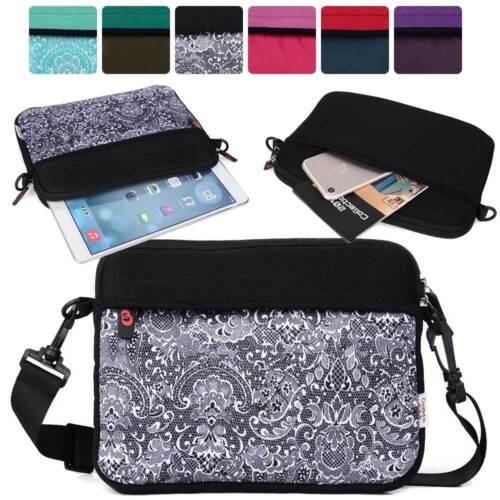 Universal 8 - 10 Inch Tablet Sleeve and Shoulder Bag Case Co
