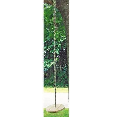 Wooden Monkey Swing, Rope Swing, Outdoor Garden Toy