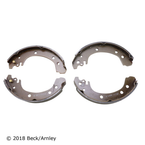 Drum Brake Shoe Rear Beck//Arnley 081-3132 fits 98-03 Toyota Sienna