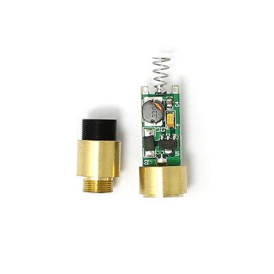 405nm Violet Laser Diode Module 50mw W Lens And Lens Holder 405md-50-diy-301
