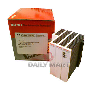 Used Tested Beckhoff Cx1100-0910 Power Supply