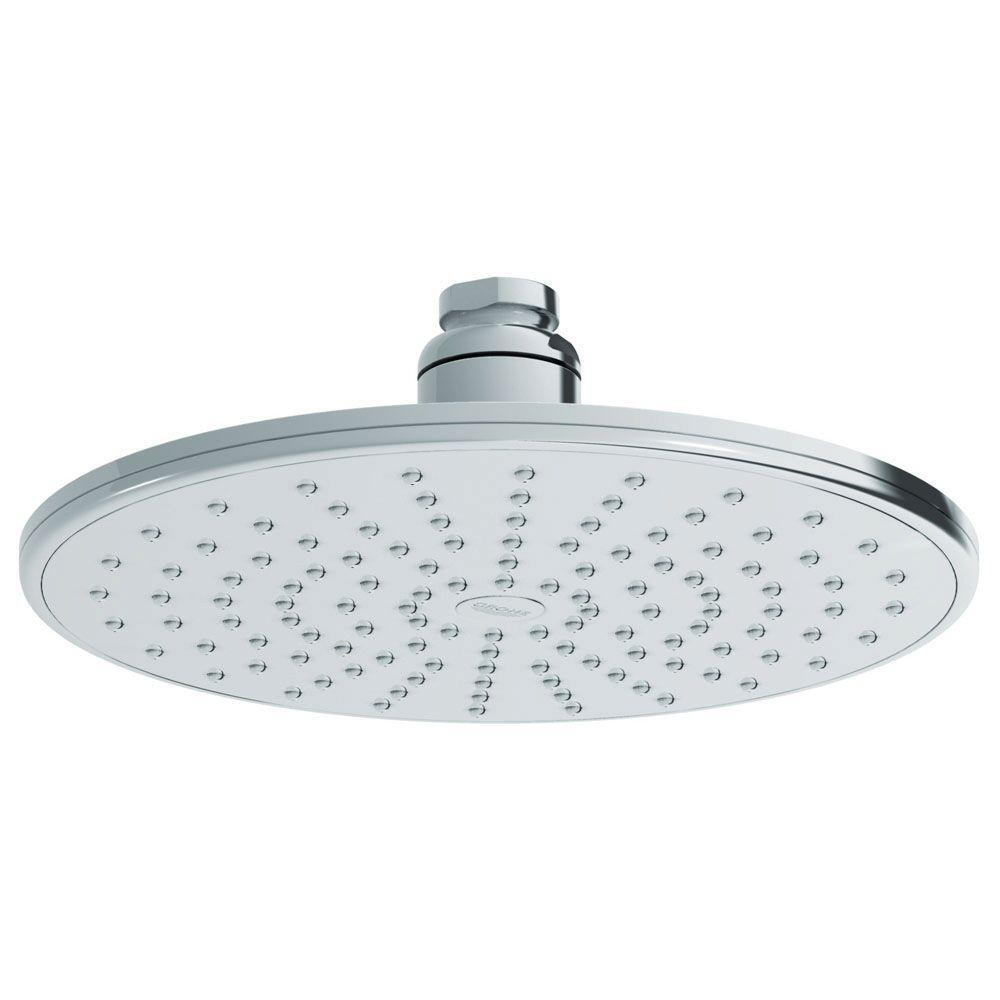 2.70 White Finish Plumb Pak K704WH Stylewise 3 Function Shower Head