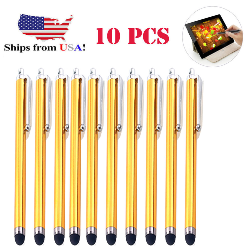 Universal Portable Screens Stylus Portable Touch Control Styluses For IPad 3//4!