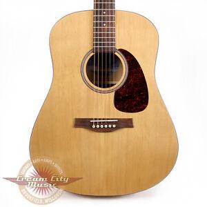 brand new seagull s6 cedar top original acoustic guitar canadian wild cherry ebay. Black Bedroom Furniture Sets. Home Design Ideas