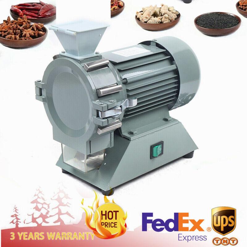 Micro Plant Grinding Machine Soil Pulverizer Plant Crusher Grinder 30-120 Mesh