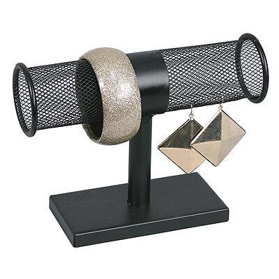 Modern Metal Bracelet Earring Display T Bar Display Countertop Display Stand