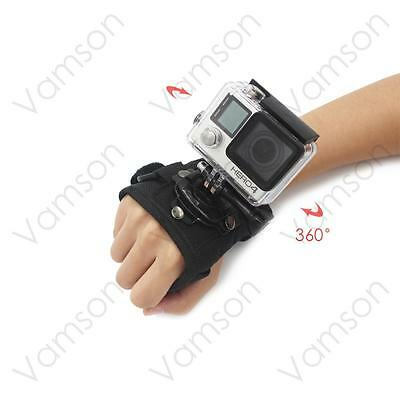 Holder Glove-style for Go Pro Accessories Diving Case Size 360 Degree Rotation