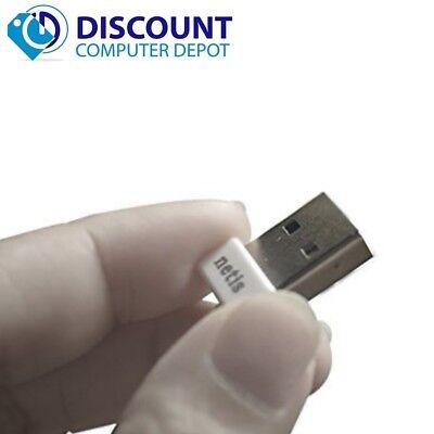 Wireless Internet WiFi USB Adapter Desktop Computer Netis WF2120 150M AP Hotspot