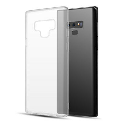 GALAXY NOTE 9 / S9 / S9+ HIGH QUALITY CRYSTAL SKIN CASE - (Quality Skin)