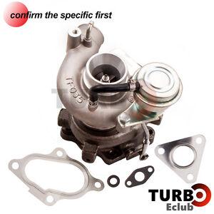 for Mitsubishi Pajero Express 2.8 L 4M40 TD04 - 12T TF035 Turbo Turbocharger TCB