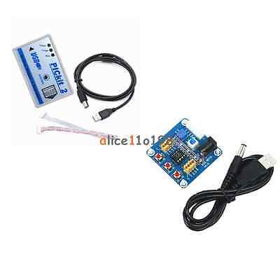 5v Pic12f675 Development Board Microchip Pic Emulator Pickit2 Programmer Cable