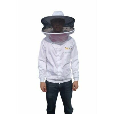 Honeyrite Beekeeping Jacket With Veil And Hat - Xl