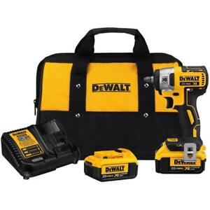 Dewalt (DCF890M2) 20V XR 3/8'' Compact Impact Wrench Kit (BRAND NEW) $229.99
