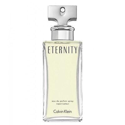 Eternity for Women by Calvin Klein 100ml / 3.4oz Eau de Parfum - TESTER New