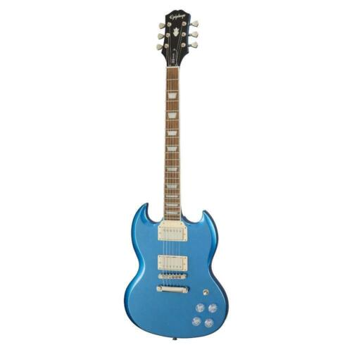 Epiphone SG Muse (Radio Blue Metallic (RBM)