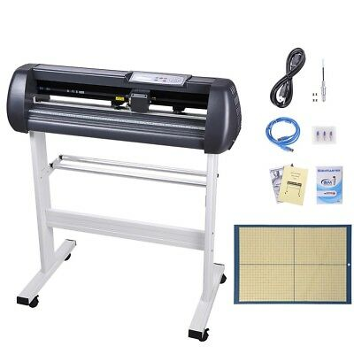 Vinyl Cutter Plotter Cutting 28 Sign Maker Making Kit Sticker Print Graphics