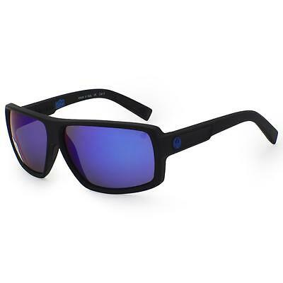 b81b8841b2dc3 Dragon DOUBLE DOS POLARIZED Sunglasses - Matte Black H2O Blue Ion lens  720-2292