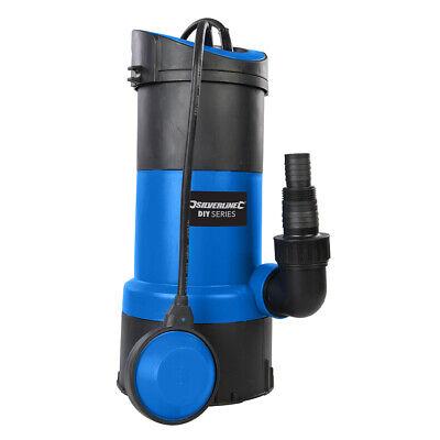 Silverline 917615 750W DIY Clean & Dirty Submersible Water Pump