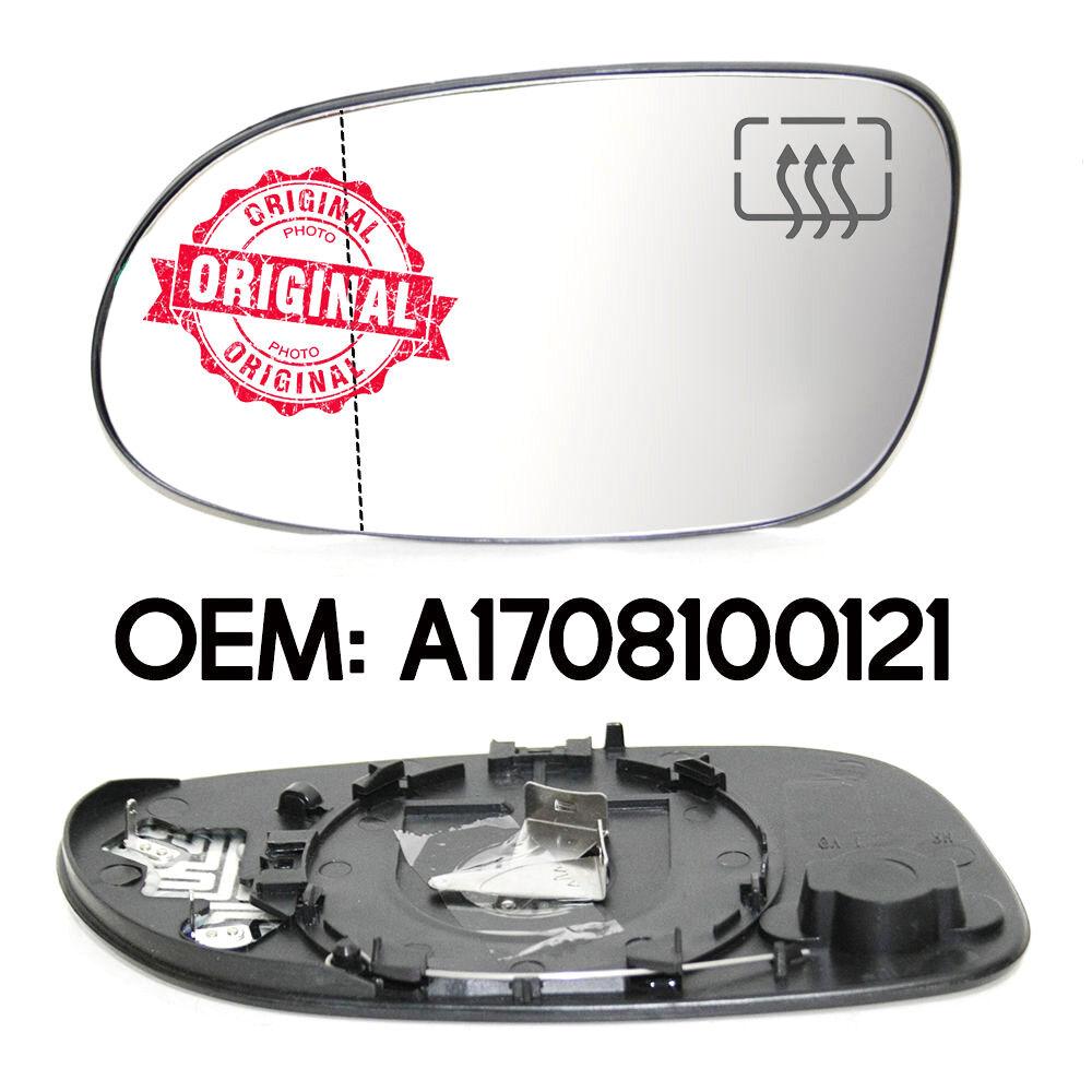 Pour Mercedes Classe M W164 2005-08 côté droit Aspheric Electric wing mirror glass