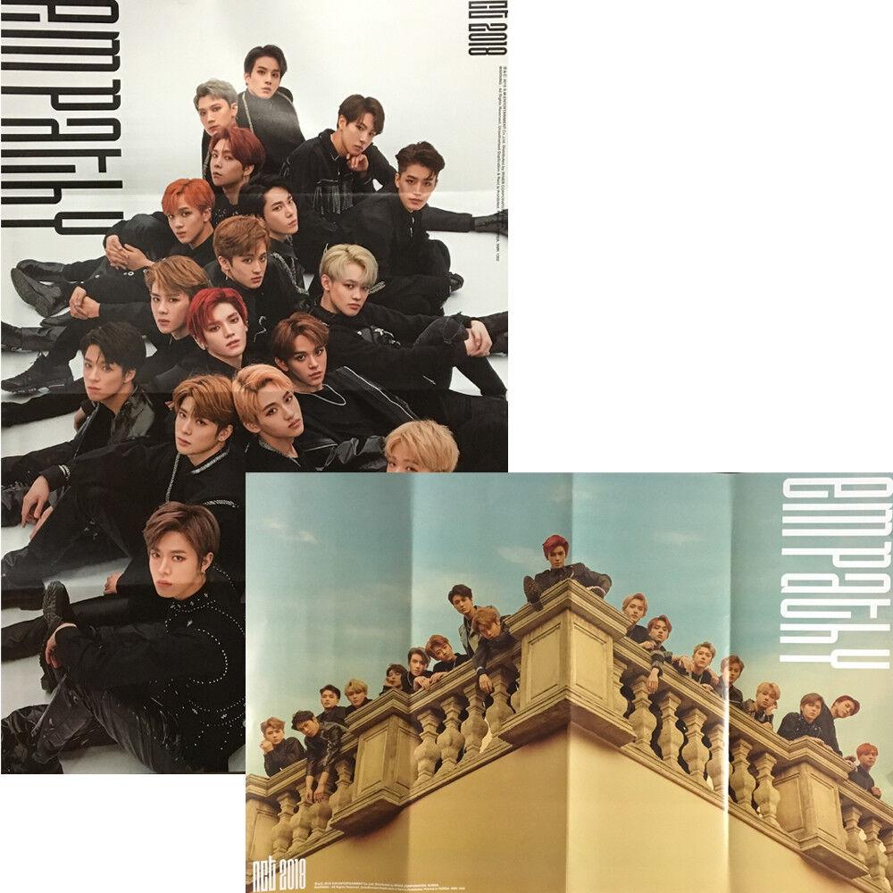 NCT 2018 KPOP EMPATHY [DREAM or REALITY Ver ] Album CD