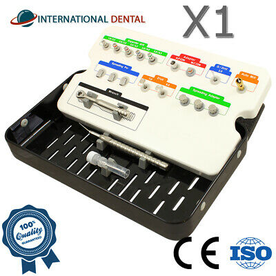 Dental Implant Bone Multi System Bur Split Wide Chisel Expansion Surgical Kit