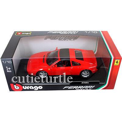 Bburago Ferrari 348 TS 1:18 Diecast Model Car Red  18-16006